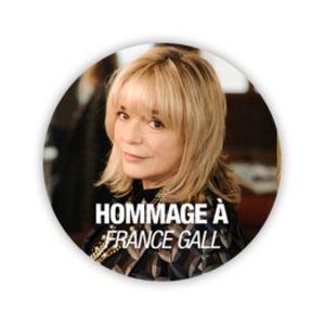 Fiche de la radio RFM Hommage à France Gall