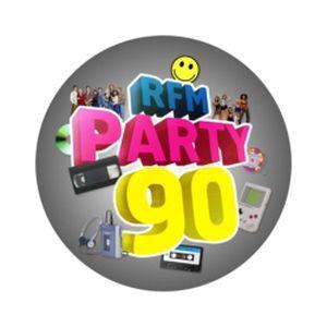 Fiche de la radio RFM Party 90