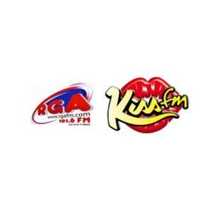 Fiche de la radio RGA FM programme Kiss