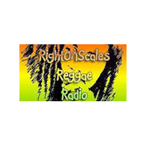 Fiche de la radio Right on Scales Reggae Radio