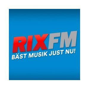 Fiche de la radio Rix FM
