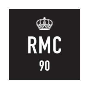 Fiche de la radio RMC 90
