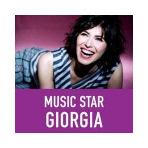 Fiche de la radio RMC Music Star Giorgia