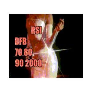 Fiche de la radio RSI DFB 70s 80s 90s 2000s