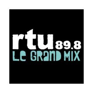 Fiche de la radio RTU Le Grand Mix