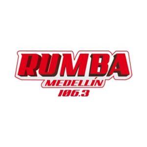 Fiche de la radio Rumba 106.3 – Medellín