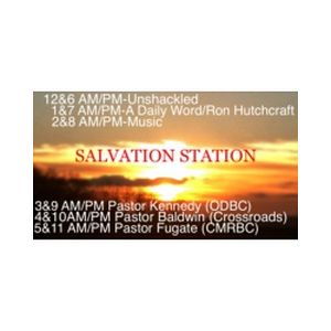 Fiche de la radio SalvationStation