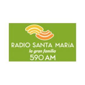 Fiche de la radio Santa Maria