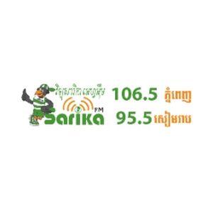 Fiche de la radio Sarika FM 106.5