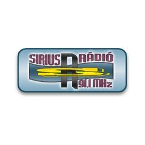 Fiche de la radio Sirius Rádió – Kiskunfelegyhaza