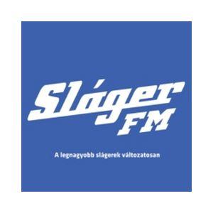 Fiche de la radio Sláger FM