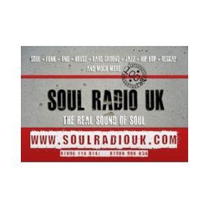 Fiche de la radio Soul Radio UK