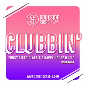 Fiche de la radio Soulside Radio Clubbin'
