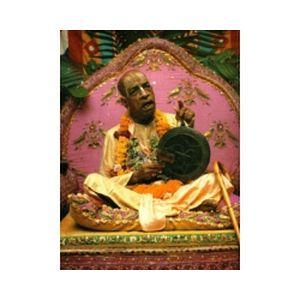 Fiche de la radio Srila Prabhupada Bhajan