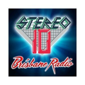 Fiche de la radio Stereo 10 Brisbane