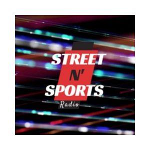 Fiche de la radio Street N' Sports Radio