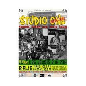 Fiche de la radio Studio One webradio