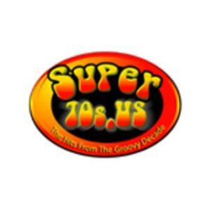 Fiche de la radio Super 70s