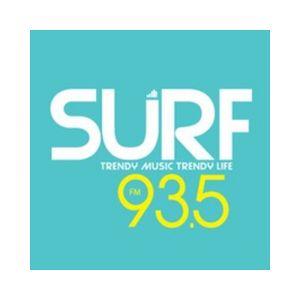 Fiche de la radio SURF 93.5