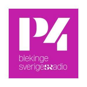 Fiche de la radio Sveriges Radio – P4 Blekinge