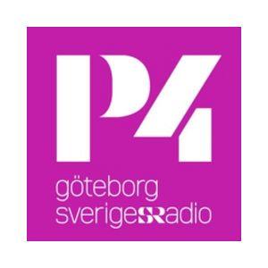 Fiche de la radio Sveriges Radio – P4 Göteborg