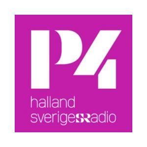 Fiche de la radio Sveriges Radio – P4 Halland