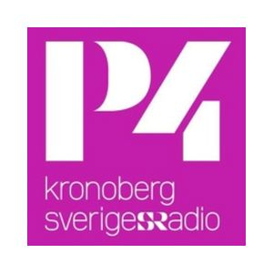 Fiche de la radio Sveriges Radio – P4 Kronoberg