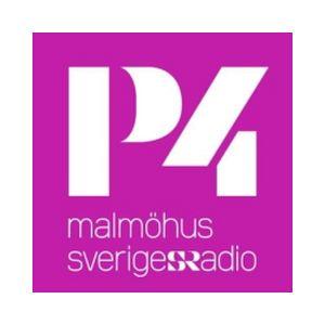 Fiche de la radio Sveriges Radio – P4 Malmöhus