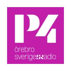 Fiche de la radio Sveriges Radio – P4 Örebro