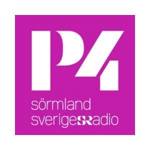 Fiche de la radio Sveriges Radio – P4 Sörmland