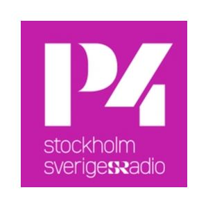 Fiche de la radio Sveriges Radio – P4 Stockholm