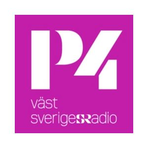 Fiche de la radio Sveriges Radio – P4 Väst