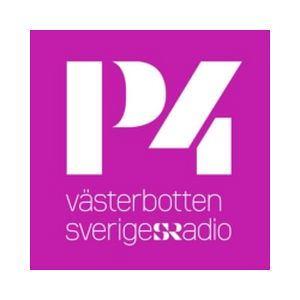 Fiche de la radio Sveriges Radio – P4 Västerbotten