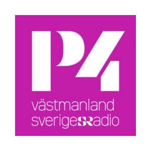 Fiche de la radio Sveriges Radio – P4 Västmanland