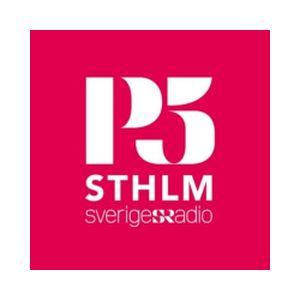 Fiche de la radio Sveriges Radio – P5 STHLM