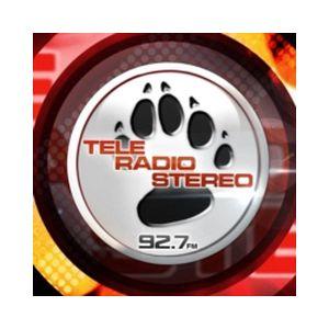 Fiche de la radio Tele Radio Stereo 92.7