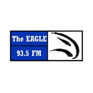 Fiche de la radio The Eagle 93.5