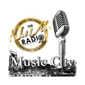Fiche de la radio The NU Vibe Radio
