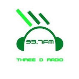 Fiche de la radio Three D Radion 93.7 FM