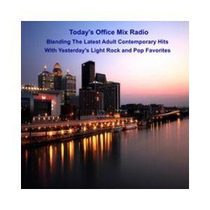 Fiche de la radio Today's Office Mix Radio