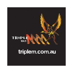Fiche de la radio Triple M Sydney