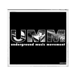 Fiche de la radio Underground music movement