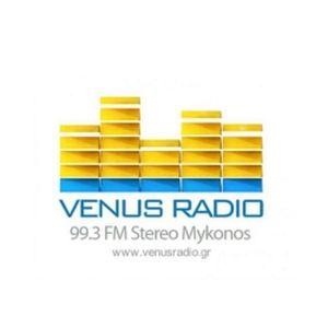 Fiche de la radio Venus Radio Mykonos