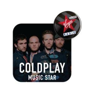 Fiche de la radio Virgin Radio Music Star Coldplay