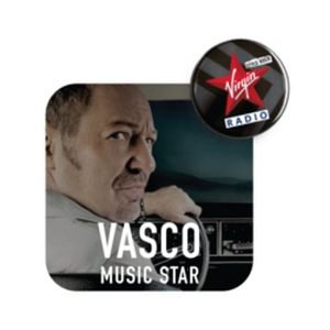 Fiche de la radio Virgin Radio Music Star Vasco