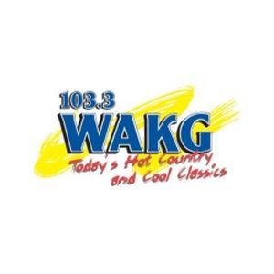 Fiche de la radio WAKG 103.3