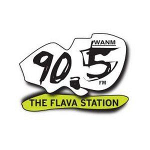 Fiche de la radio WANM 90.5 FM