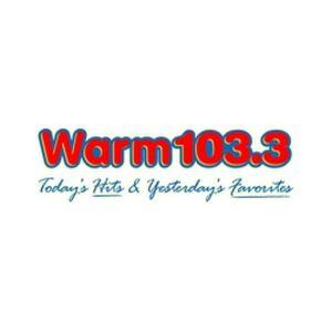 Fiche de la radio WARM 103.3