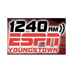 Fiche de la radio WBBW 1240 ESPN Youngstown