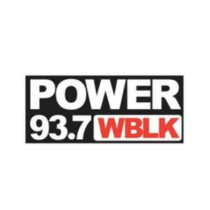 Fiche de la radio WBLK Power 93.7